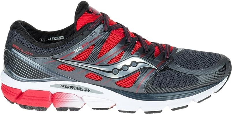Saucony Zealot ISO - Zapatillas de Running, Multicolor: Amazon.es ...