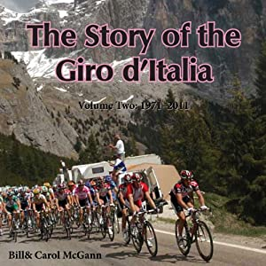 The Story of the Giro d'Italia Audiobook