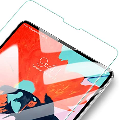 3X Screen Protector Protective HD Clear// Matte Guard For ipad Pro 12.9 11 Touch