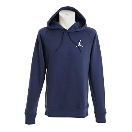 really cheap quality design pretty cool Amazon.com: Men's Jordan Flight Pullover Hoodie MIDNIGHT ...