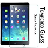 Fonezilla iPadMini Temp 0.3 Anti-explosion Tempered Glass Screen Protector Guard For iPad 2 3 4 Mini/Mini 2 New iPad Air (For Apple iPad Mini/Mini2)
