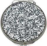 Kate Spade New York Simply Sparkling Compact, Mirror Silver