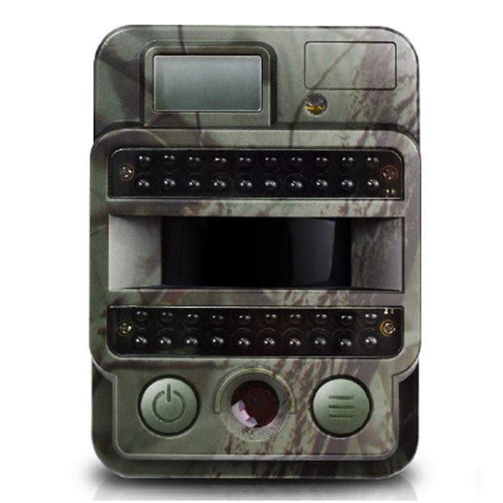 Dreamyth S690 Scouting Hunting Camera HD Digital Infrared Trail Camera IR LED Durable (Army green)