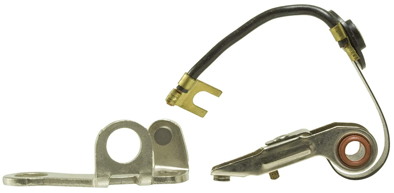 WVE by NTK 4P1093 Ignition Contact Set