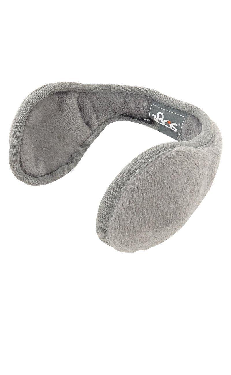 180s Women's Ear Warmers Lush Fleece (Frost Gray)