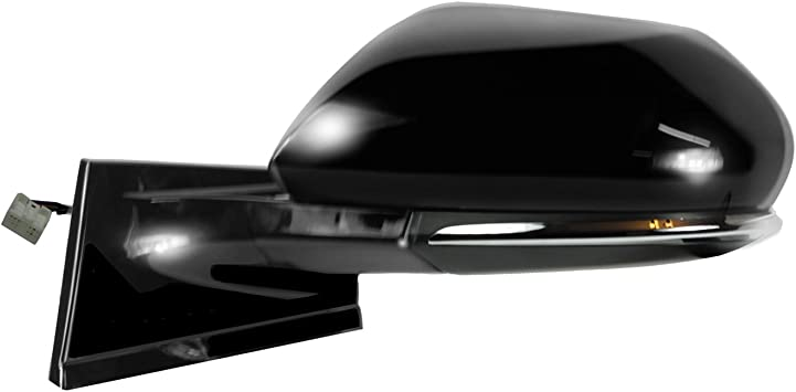 Fit System 70632T Toyota Prius Driver Side Replacement Flat Mirror