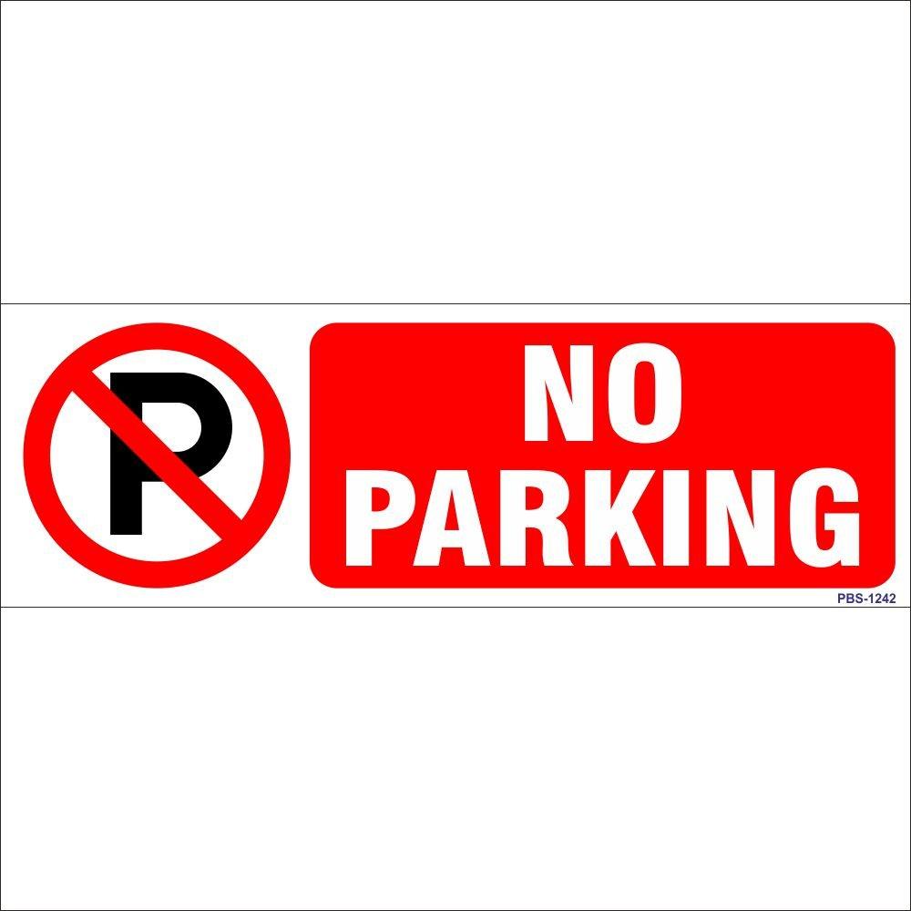 Amazing Sign No Parking Sign Board (2) (B01LXFI24S) Amazon Price History, Amazon Price Tracker