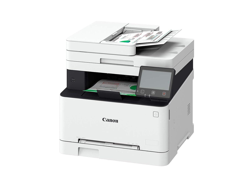 Impresora láser multifunción color Canon i-Sensys MF645Cx blanca ...