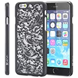 iPhone 6 6s Case - VENA [TACT] slim Fit Hard Quill Design Pattern Cover for Apple iPhone 6 6S (4.7