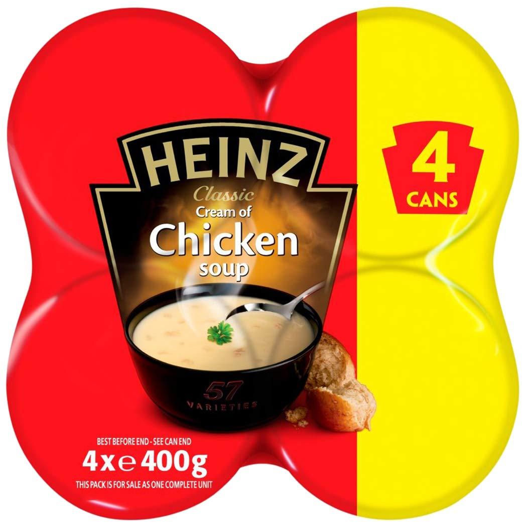 Heinz Classic Cream of Chicken Soup, 1600 g