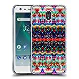 Official Amy Sia Coachella Decorative Patterns Soft Gel Case for Nokia 2