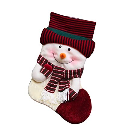 d6b71821a046b Image Unavailable. Image not available for. Color  Opeof Sock Snowman Bear  Reindeer Santa Claus Xmas Socks Child Fancy Party ...