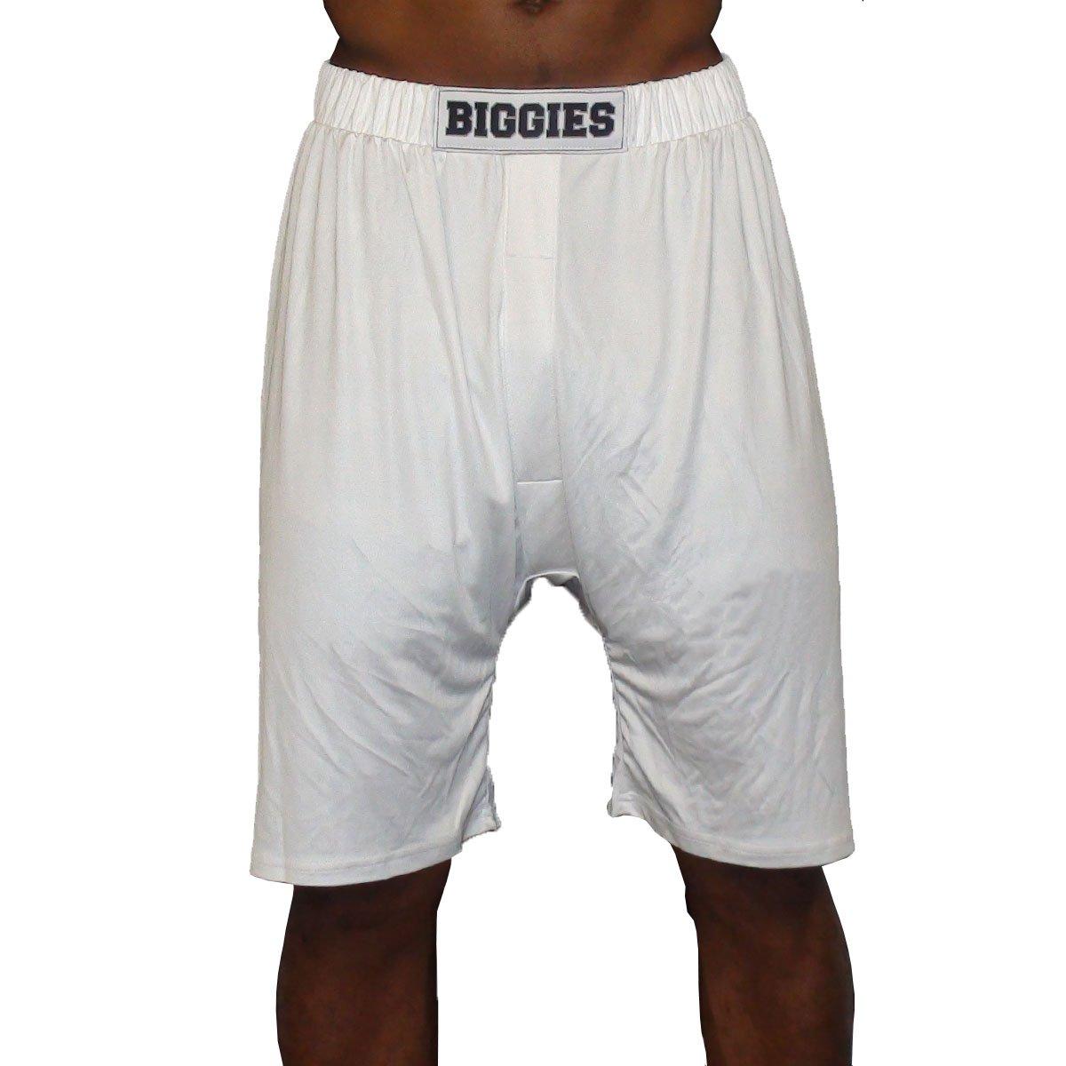 Biggies Boxers Underwear Mens Silk Jersey Long Leg