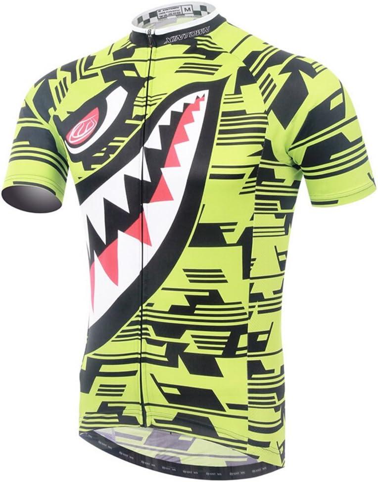 Xinzechen Cycling Jersey Polyester Short Sleeve