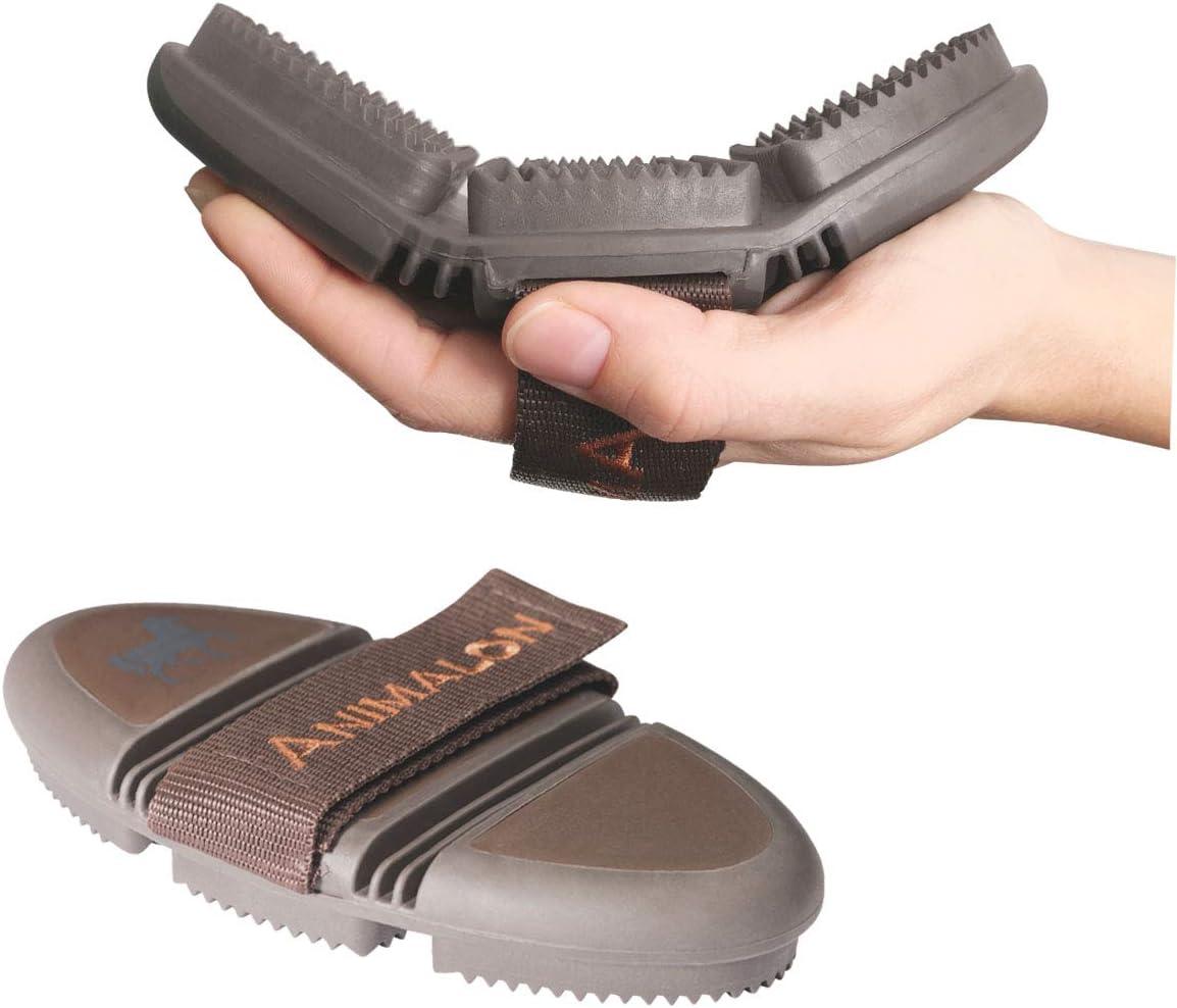 amalon careflex Almohaza–Flexible & ergonómico Almohaza de goma con velcro para cualquier Putz Box
