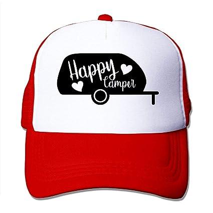 Voxpkrs Sombrero del papá del Gorra del perseguidor de Las Gorras de béisbol de Adjustbale del