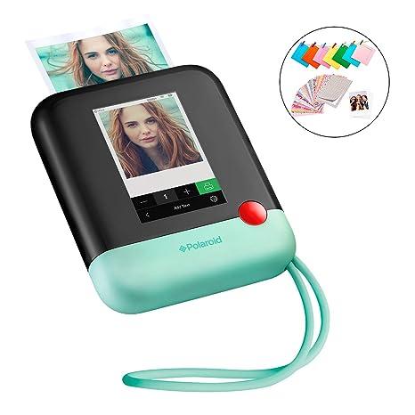 Polaroid Pop 2.0 Cámara digital de impresión instantánea (Verde ...