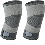 Rehband Active Line Unisex Knee Support 6903 - Small - Lightweight & Breathable for All Activities - Knee Sleeve for Fitness - Feel Stronger & More Secure - Relieve Strain & Move Easier - 1 Pair
