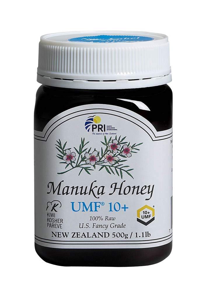 PRI Manuka Honey UMF 10+ 1.1lbs (Pack of 2)