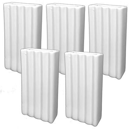 Juego de 5 humidificadores para radiadores | Calefacción humidificador Evaporador | humidificador
