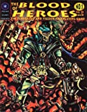 img - for Blood of Heroes Role Playing Game book / textbook / text book