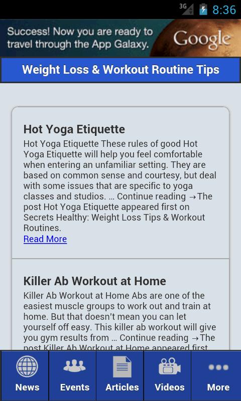 Cardio Workout: Amazon.es: Appstore para Android