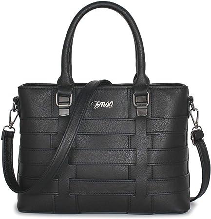 Ha&Kenrson Men's Top-Handle Bag, Black (Black) - 8076437077481:  Amazon.co.uk: Luggage