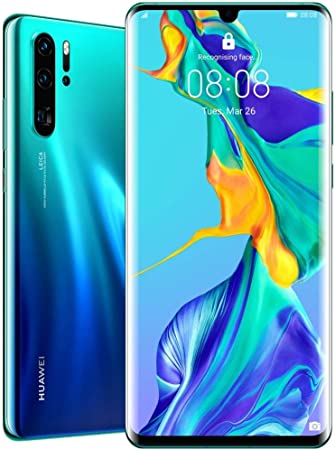 Huawei P30 Pro - Smartphone 128GB, 8GB RAM, Dual Sim, Aurora Blue: Amazon.es: Electrónica