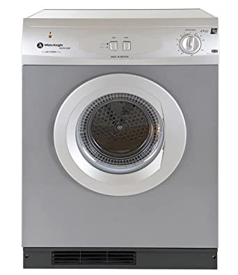 white knight c44a7s 7kg vented tumble dryer silver amazon co uk rh amazon co uk white knight tumble dryer cl447wv manual white knight tumble dryer repair manual
