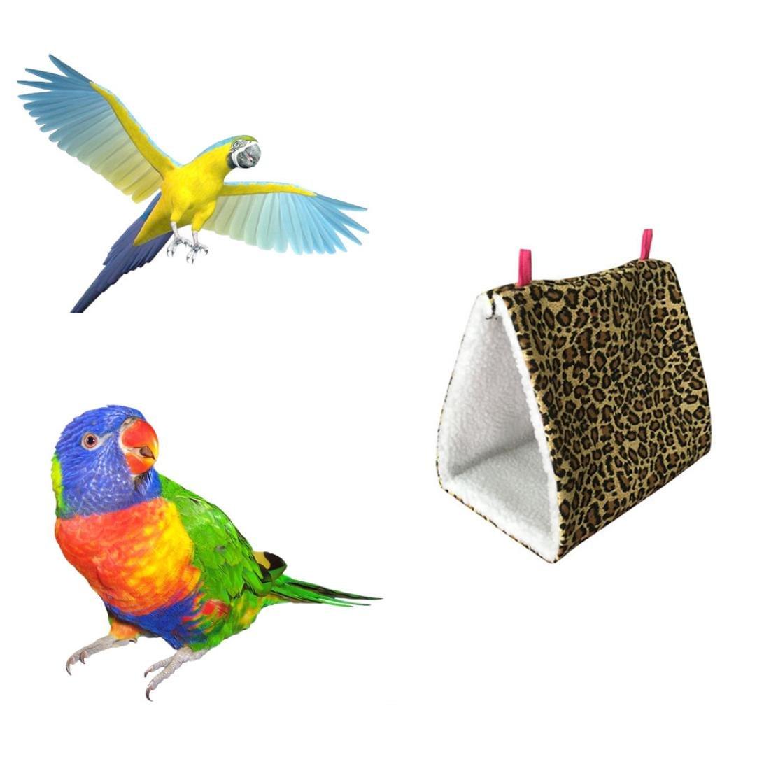 Parrot hamaca smdoxi para casa cabaña nido hamaca para Parrot ...