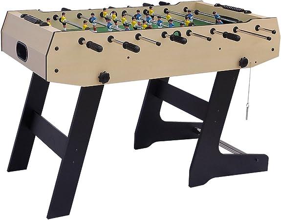HLC® Futbolín Plegable: Amazon.es: Juguetes y juegos