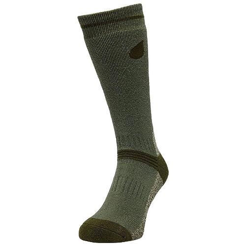 Peter Storm Calcetines Al Aire Libre de Peso Pesado Verde, Verde, XL: Amazon.es: Zapatos y complementos
