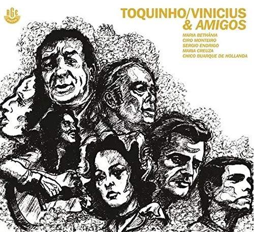 Toquinho, Vinicius & Amigos [CD]