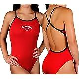 Adoretex Women's Guard Cross Back Swimsuit