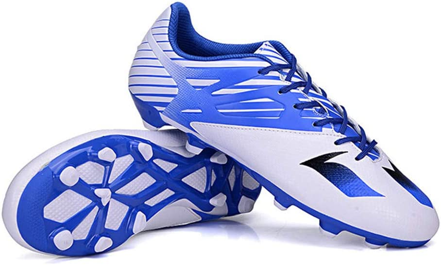 ZLYZS Botas De Fútbol Zapatos De Fútbol De Adolescente Zapatos De ...
