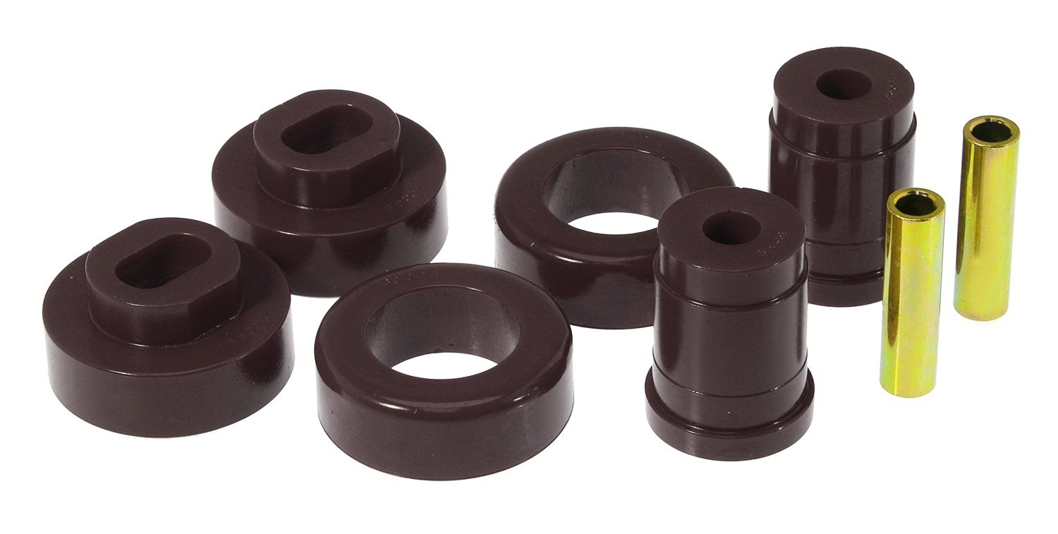 Prothane 7-502-BL Black Engine Cradle Mount Kit