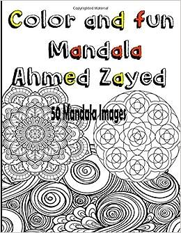 Color And Fun - Mandala