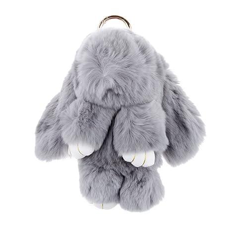 GONO Cute Conejo llavero bolso clave ring-have You Go Out ...