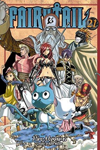 fairy tail manga book 1 - 7