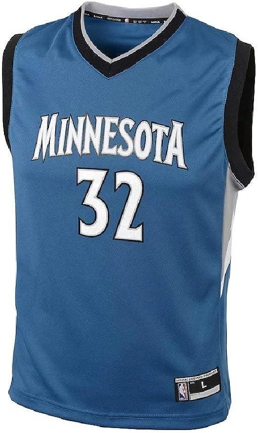 Amazon Com Outerstuff Karl Anthony Towns Minnesota Timberwolves