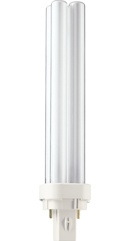 Philips Bombilla PL-C G24d-3 2, 26 W 63531070 B0019CEEUK