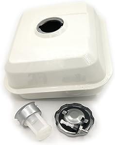 Cancanle Gas Fuel Tank Joint Filter Tank Cap For HONDA GX340 GX390 188F 11HP 13HP 4-Stroke Gasoline Motor Engine Generator Water Pump