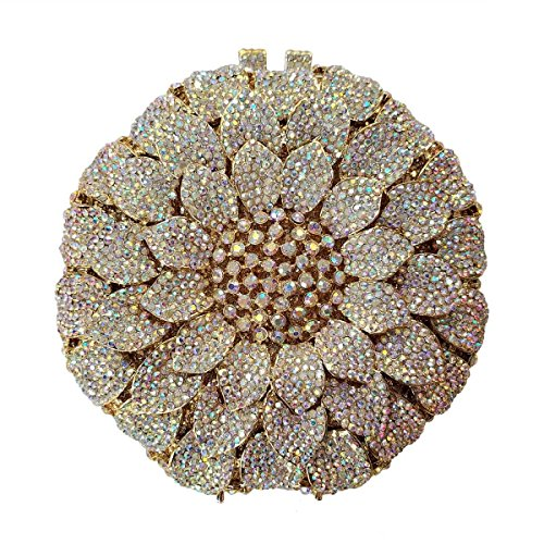 De Sac Sac Femmes Luxe Diamant De De Haut G à Main Gamme Soirée YqEwH1x