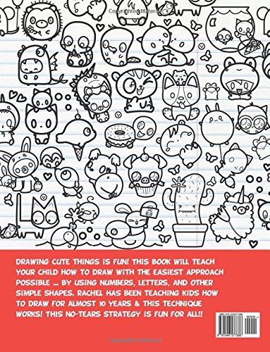 How To Draw Kawaii Cute Animals Characters 2 Easy To Draw Anime