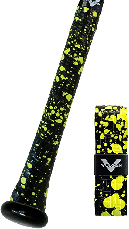Vulcan Unisexs Baseball Bat Grips Multi One Size