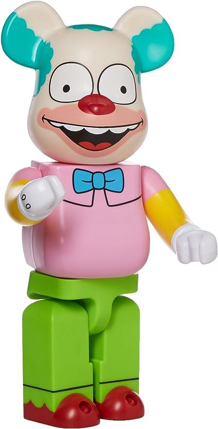 2017 Medicom Be@rbrick 400/% The Simpsons Krusty The Clown Bearbrick