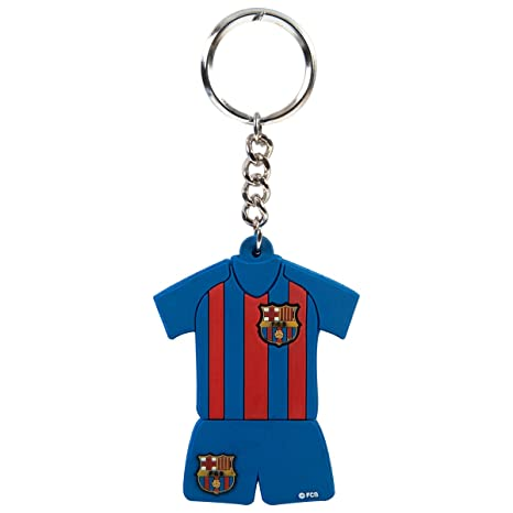 F.C. Barcelona Jersey Llavero