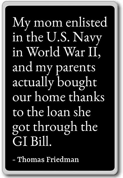 Amazon.com: My mom enlisted in the U.S. Navy in World W ...