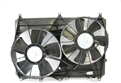 Pinzas Yang fan-sz66017 a repuesto Radiador/Ventilador de refrigeración condensador Asamblea 09 -SZ Grand Vitara 2,4/2,7/3.2L (fan-sz66017 a): Amazon.es: Coche y moto