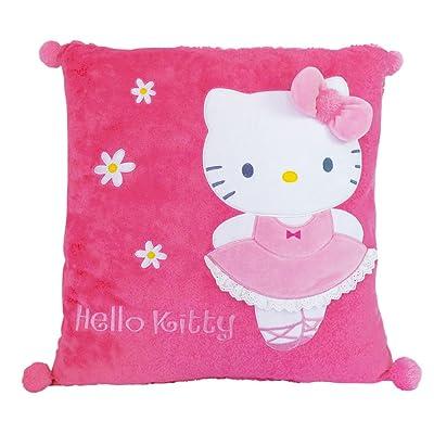 Hello Kitty - Cojín Bailarina, Color Rosa (Giros AB711392): Juguetes y juegos